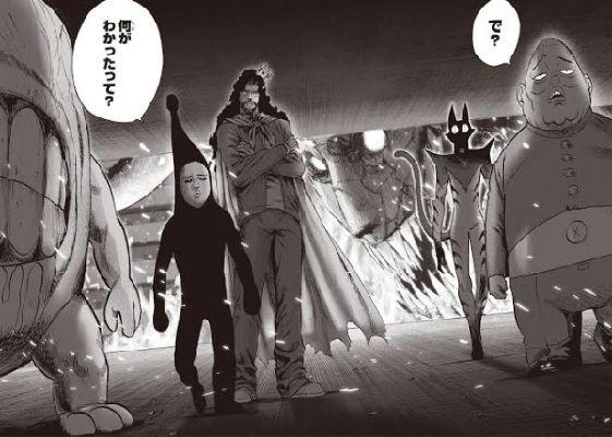 『ワンパンマン』の最新刊【22巻】の発売日はいつ?前巻を無料読破しておこう!
